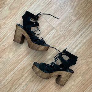 Steve Madden platform heels